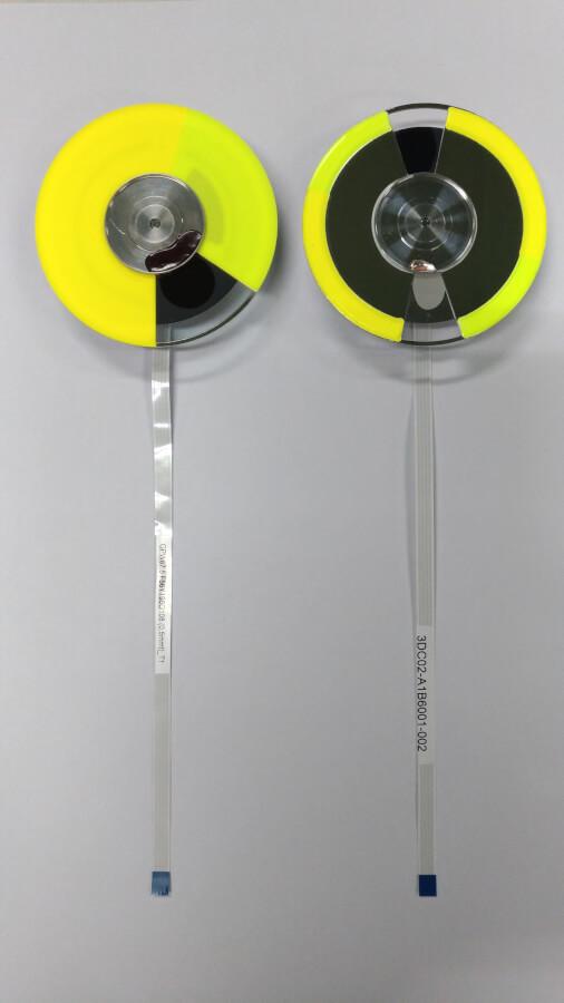 Fluorescent wheel_main